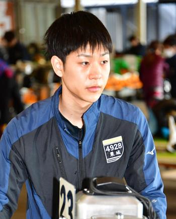 競艇選手 栗城匠選手は東京支部のボートレーサー