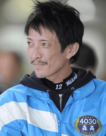競艇選手 香川支部の森高一真選手は香川県出身のボートレーサー
