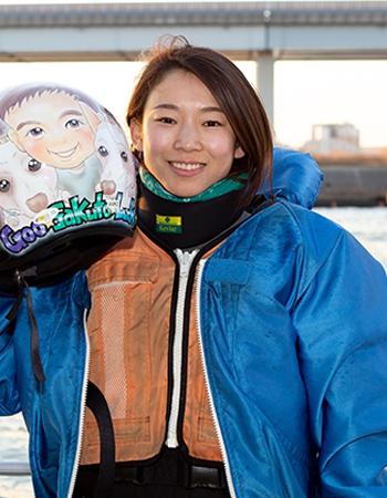 競艇選手 岡山支部の守屋美穂選手は岡山県出身のボートレーサー