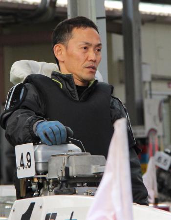 競艇選手 静岡支部の野中義生選手は静岡県出身のボートレーサー