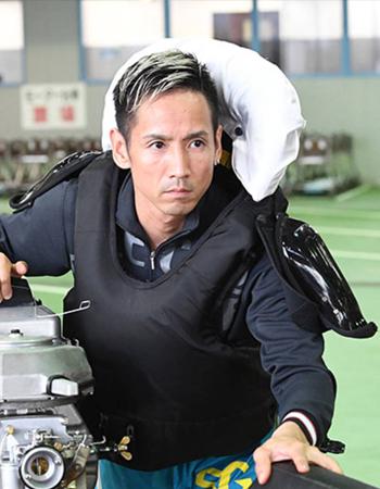 競艇選手 重成一人選手は香川支部のボートレーサー