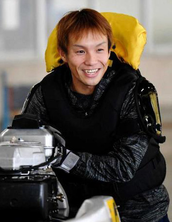 競艇選手 福井支部の下出卓矢選手は石川県出身のボートレーサー