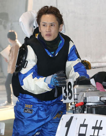 競艇選手 山口支部の白井英治選手は山口県美祢市出身のボートレーサー