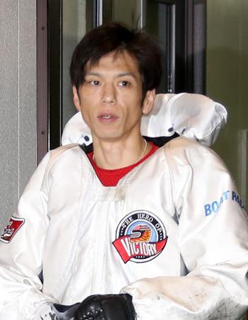 徳島支部の田村隆信選手 競艇選手 ボートレーサー