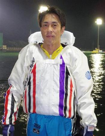 競艇選手 大阪支部の田中信一郎選手は京都府出身のボートレーサー
