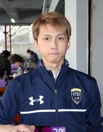 大阪支部の山崎郡選手 競艇選手 ボートレーサー