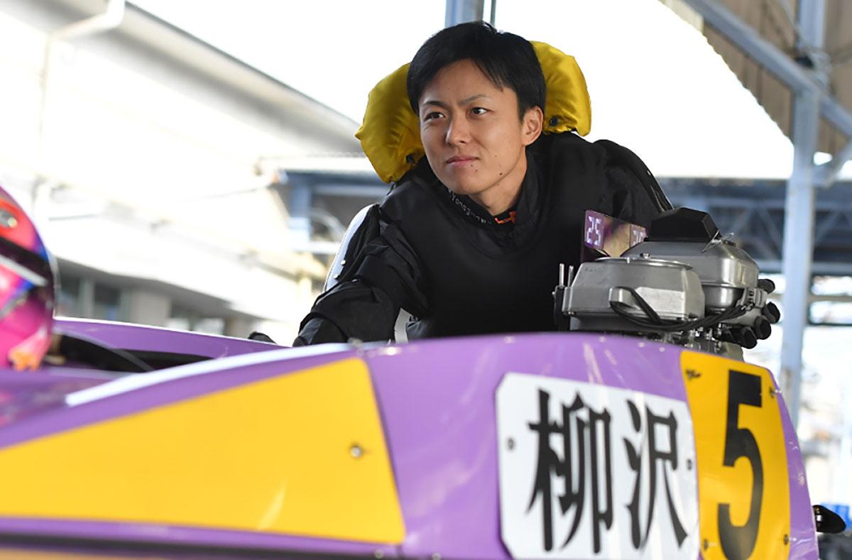 競艇選手愛知支部の柳沢一選手について第29回グランドチャンピオン決定戦覇者ボートレーサー|