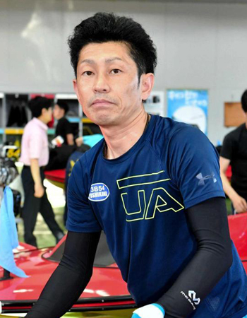兵庫支部の吉川元浩選手 競艇選手 ボートレーサー